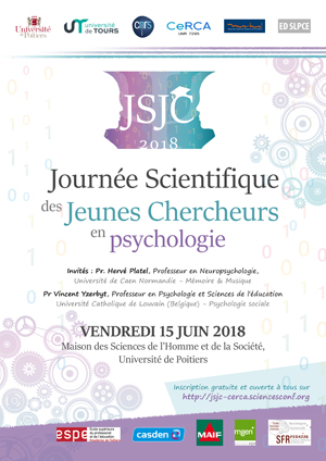 Affiche JSJC 2018
